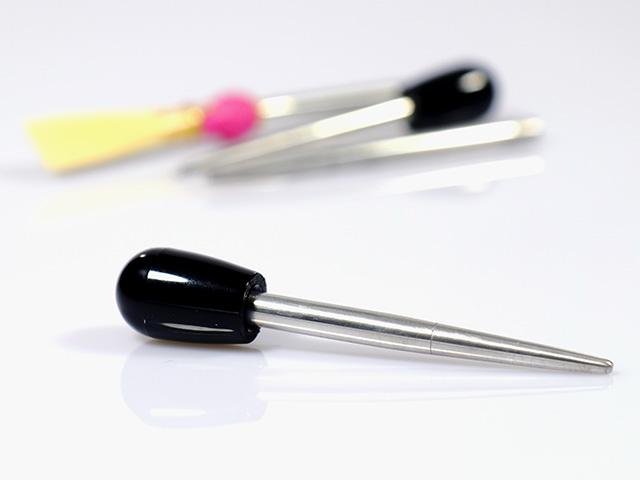 aluminium opbind pen